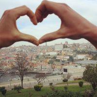 Dzień 11. Grijo -> Porto. 17km.